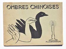 Ombres chinoises - Mascarelli & Lalouve - Père Castor / Flammarion, 1944