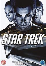 Star Trek (DVD, 2009) - BRAND NEW SEALED - English - Region 2