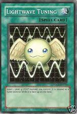 YU-GI-OH CARD: LIGHTWAVE TUNING - TDGS-EN050