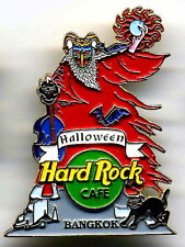 Hard Rock Cafe Pin *Rare L.E.*Bangkok* 1999 Mint Cond'N