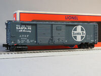 LIONEL ATSF EXPRESS 50' DOUBLE DOOR SCALE BOXCAR 4342 O GAUGE train 6-83561 NEW