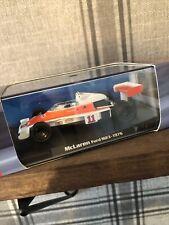 New listing Grand Prix McLauren Ford M23 - 1976. Die Cast Model. In Box - Atlas