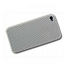 HOUSSE ETUI COQUE PROTECTION ★★ IPHONE 4 4S ★★  BLANC PERFORE WHITE HOLE CASE