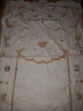Centrino Bianco Rettangolare 35 x 95 cm