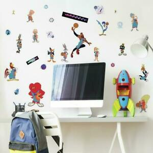 Space Jam New Legacy 34 Roommates Wall Sticker Decals