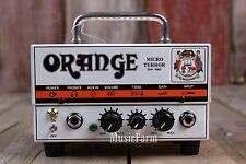 Orange Micro Terror MT20 Electric Guitar Amplifier Head Small Hybrid 20 Watt Amp