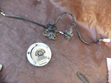 Lockset ignition switch key gas cap oem FZ6 04 06 05 yamaha  #C20