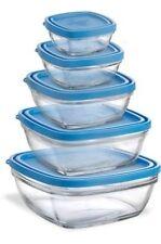 Articles de rangement en verre pour la cuisine sans offre groupée personnalisée