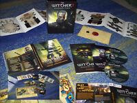 The Witcher 2 - Assassins Of Kings (Premium Edition) PC RIESIG Sammlerstück