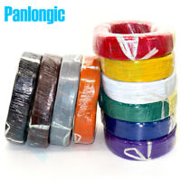 10 Colors 5 Meters UL1007 Electronic Wire 24awg 1.4mm PVC Electronic Wire #24