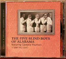 LIQUID-8 CD LIQ-120182: The Five Blind Boys of Alabama, I Saw the Light 2002 USA