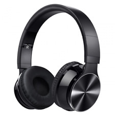 Bluetooth Headphones OMorc Wireless Folding Over Ear Noise cancelling microphone
