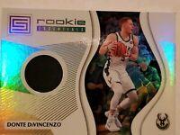 Donte DiVincenzo RC 2018-19 Panini Status Rookie Essentials Milwaukee Bucks SP
