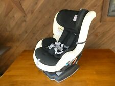 PEG PEREGO PRIMO VIAGGIO SIP CONVERTABLE CAR SEAT IN PALOMA BEIGE LEATHER
