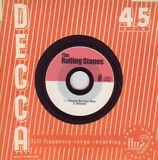 ☆ CD Single The ROLLING STONES I wanna be your man 2- track CARD SLEEVE ☆