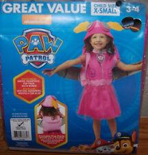Size XS 3/4 Nickelodeon Paw Patrol Skye Child Costume Rubies