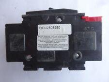 "Square D Circuit Breaker 60A, QOU2605250----""USED"""