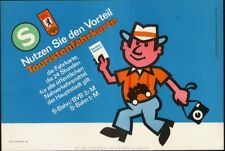 S-Bahn City Train-Tourist Ticket * seltene DDR DDR Druck BVB Berlin