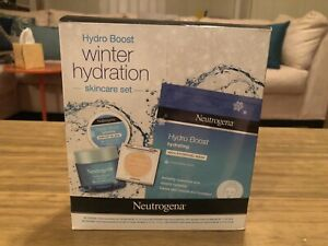 Neutrogena Hydro Boost Winter Hydration Skincare Set