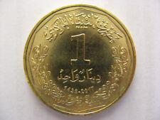 LIBYA Ливия 2017 2018 1 dinar UNC #G