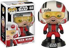 STAR Wars Nien nunb PILOTA Casco POP! Figura in vinile-NUOVO in Magazzino esclusivo