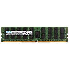 Samsung 16GB 2Rx4 PC4-2133P PC4-17000 DDR4 2133MHz 1.2V ECC REG RDIMM Memory RAM