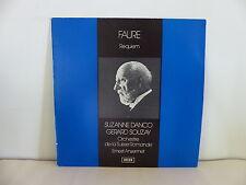 FAURE Requiem DANCO SOUZAY dir ANSERMET Decca