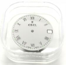 New Ebel Dial  Sport 1911 White Gold Date 3 o'clock 9187631 / 202 T Swiss Made