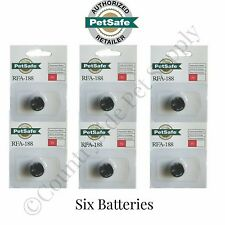 PetSafe 3 Volt Module RFA-188 Replacement Battery - 6 BATTERIES