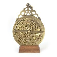 Oriental Astrolabe - Hemispherium Replica Antique Scientific Instrument