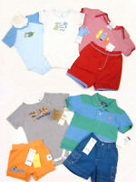 10pc Mixed Boys Clothes lot Nike, Gymboree Outfits 2pairs of Shoes 0-18 months