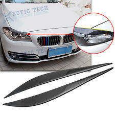 For BMW F30 3 Series 328i 335i 340i 2012-2018 Eyelid Carbon Fiber Overlay Trims