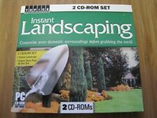 Instant Landscaping for WIN 95/98/ME/XP *** BRAND NEW ***