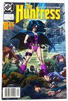 DC HUNTRESS (1989) #1 1st APP Helena Bertinelli Birds of Prey VF/NM Ships FREE!