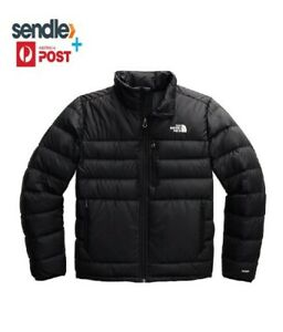 The North Face Men's Aconcagua 2 Jacket Black - All Size