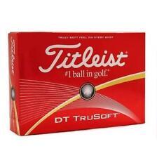 Titleist DT TruSoft Golf Balls Dozen 48hr Delivery