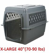 Extra Large Kennel XL Crate Pet Dog Travel Carrier Airline Approved Safe Cage