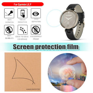 Films Replacement Accessories Screen Protector Soft TPU Film For Garmin LILY