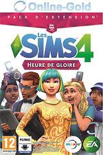 Les Sims 4 Heure de gloire Expansion DLC - Téléchargement PC MAC - Code EA - FR