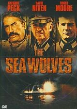 The Sea Wolves DVD NTSC Region 1