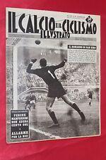 Rivista Sportiva IL CALCIO e il CICLISMO ILLUSTRATO Anno 1961 N°49 L. BUFFON