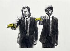 Mason Storm 'Pulp Fiction' Mini Print - Signed