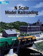 N Scale Model Railroading: Getting Started in the Hobby Model Railroader