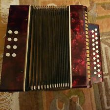 Akkordeon Araldo Harmonika accordeon Ziehharmonika Schifferklavier