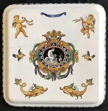 DESSOUS DE PLAT GIEN MODÈLE RENAISSANCE ANCIEN SIGNÉ/ Gien Antique TABLE MAT