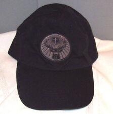 Jagermeister DEER & SHINING CROSS Rubber Logo Cotton Ball Cap