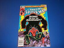 Amazing Spider-man #229 Bronze Age Juggernaut Madame Web Wow Key VF-/VF Beauty