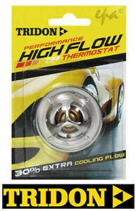 TRIDON HIGH FLOW THERMOSTAT HOLDEN HX HZ WB MONARO UTE 6 CYL & 253 308 V8