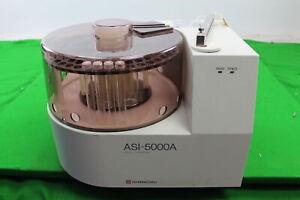Shimadzu ASI-5000A Autosampler Lab Sampling Testing Equipment