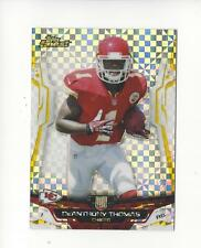 2014 Finest Xfractor #126 De'Anthony Thomas Rookie Chiefs